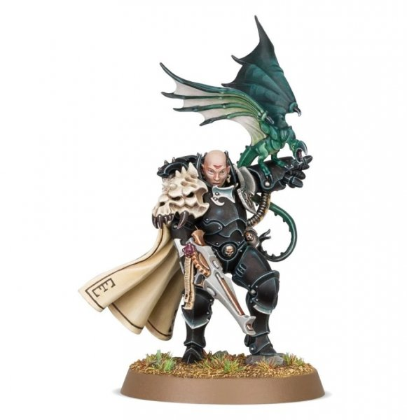 Ordo Xenos Lord Inquisitor Kyria Draxus ― HobbyWorld