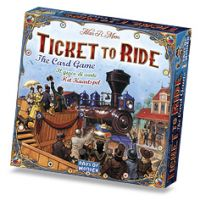 Ticket to Ride:The Card Game