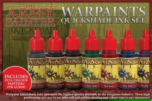 Army Painter: Warpaints Quickshade Ink Set