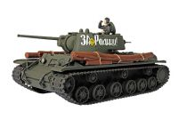 1:32 RUSSIAN HEAVY TANK KV-1  Eastern Front, May 1942
