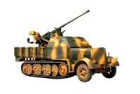 1:72 GERMAN SD. KFZ.7/2 WITH 37 MM ANTI-AIRCRAFT GUN  Eastern Front, 1943
